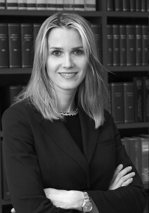 Silvia Hodges Silverstein, Executive Director of the Buying Legal Council, U.S.A